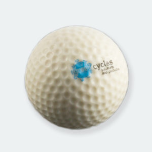 bola golf hidrosoluble